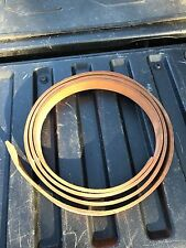 "SOUTH BEND LATHE LEATHER DRIVE BELT 1"" WIDE 87"" LONG ATLAS CLAUSING LOGAN"