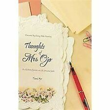 Thoughts of Mrs Ojo : (A collection of poems on Life, love and Faith) by Timi...