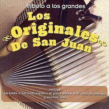 Tributo a los Grandes: Originales de San Juan, New Music