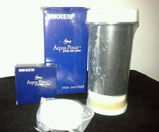 Nikken Pimag Aqua Pour Replacement Sponge and Cartridge, #1362 & #1361, NIB!!!