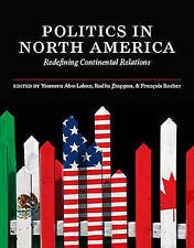 Politics in North America: Redefining Continental Relations-ExLibrary