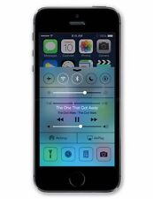 """Space Gray Apple iPhone 5S 64GB  Factory Unlocked Mobile Phone Smartphone 4.0"""""""