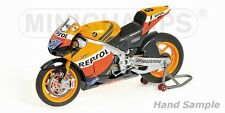 MINICHAMPS 122 111127 HONDA RC212V motor bike Casey Stoner MotoGP 2011 1:12th