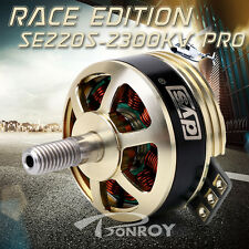 DYS SE2205 PRO 2300KV 3-5S Lipo Race Edition Brushless Motor for 180 210 220 FPV