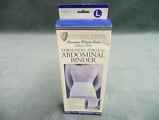 FLA 3 panel surgical grade abdominal binder size lg sport sporting gear health