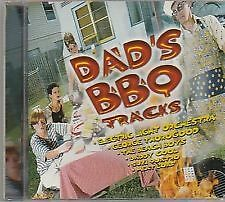 DAD'S BBQ TRACKS CD  Daddy Cool/Meat Loaf/Stevie Wright/Smokie/The Angels-NEW