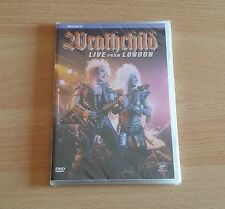 WRATHCHILD - LIVE FROM LONDON - DVD SIGILLATO (SEALED)