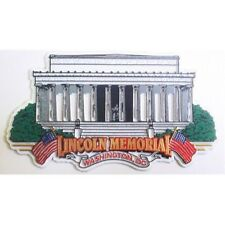 LINCOLN MEMORIAL WASHINGTON D.C. REFRIGERATOR MAGNET NEW