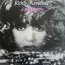 "7"" 1982 VG++ ! KEITH MARSHALL (= HELLO ) Light Years"