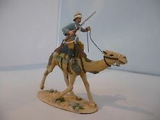 William Britains Soldiers 27010 British Camel Corps Mounted Charging No.1