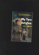 VINTAGE.U.K.PB.MY TWO JUNGLES.CORGI BOOK#G652