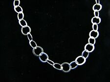 3 feet Sterling Silver 6mm Round Flat Cable Chain bulk on spool
