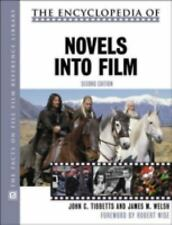 The Encyclopedia of Novels into Film, Art,Catalogs,Film & Video - History & Crit