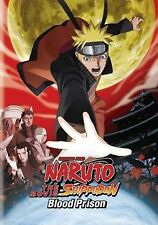 Naruto Shippuden the Movie: Blood Prison, New DVDs