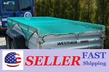 Cargo Net Trailer Truck Pickup  Dumster Super Heavy Duty Extendable Net 7 X 11Ft