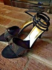 J. RENEE Snake Charmer WOMENS Dress High Heels Shoes Size 9 ❤️ 4""
