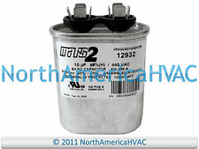 One 10 uf  MFD Blower Fan Motor Capacitor 440 volts