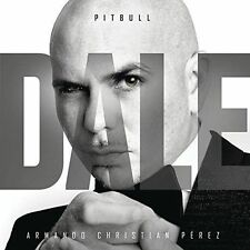 NEW openPackage - Pitbull CD Dale INCLUDES 12 Tracks 763563307015