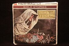 Bible Stories: Birth Of Jesus Viewmaster 1947  FACTORY SEALED