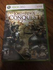 The Lord of the Rings: Conquest Xbox 360 Game COMPLETE