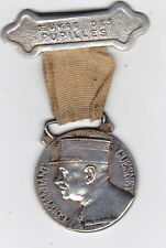 Xème Anniversaire de l'Oeuvre des Pupilles des SAPEURS POMPIERS FRANCAIS 1936