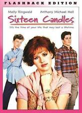 New Sixteen Candles Flashback Edition DVD Starring Molly Ringwald