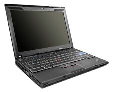 "LENOVO Thinkpad x201 Core i5-m520 2.4ghz 2gb 320gb 12.1"" win-7 Laptop"