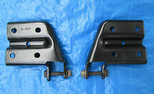Up Rated Rear Axle Leaf Spring Perch Shock Mount Plate/plates Chevy S10 Sonoma