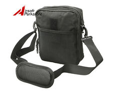 Outdoor Tactical EDC Shoulder Sling Bag Backpack Lightweight Bag for iPad Black