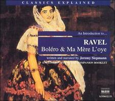 "An Introduction to Ravel's ""Boléro"" and ""Ma mère l'oye"", New Music"