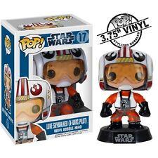 Star Wars Luke X-Wing Pilot Serie 3 Pop Vinyl Figure Bobble Head Funko