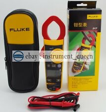 Fluke 317 Digital Clamp Meter Multimeter !!Brand New!! F317 400A/600A !!NEW!!