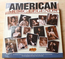 AMERICAN MUSIC LEGENDS BOOK 50 YEARS OF MUSIC GRAND OLE OPRY-ATKINS,BASIE,CLINE