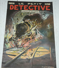N°49 LE PETIT DETECTIVE ARNOULD GALOPIN 1930 ILLUSTRATIONS MAITREJEAN