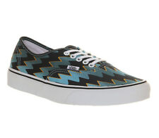 Homme VANS Authentique x KENZO Zig Zag formateurs bleu-UK taille 8-EX DISPLAY