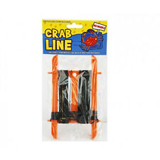 CRAB LINE NO HOOKS 13M WEIGHT 2 BAIT BAGS, CRABBING, FAMILY HOLIDAY FUN
