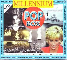 Millennium Pop Box 3 CD NEU OVP