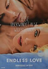 ENDLESS LOVE - A3 Poster (ca. 42 x 28 cm) - Alex Pettyfer Clippings Sammlung NEU