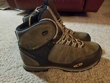 Salomon YY8 643001 Gore-Tex Contagrip Womens Hiking Boots Size 8.5 SUPER NICE!!!
