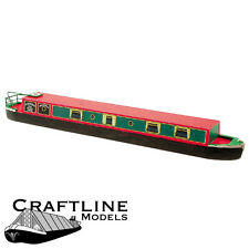 Craftline Models ALV56 - Holiday Cruiser Balsa Wood Kit OO Gauge/4mm -1st Class