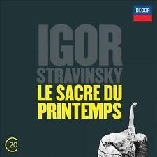 Stravinsky: Le Sacre Du Printemps (20C), New Music