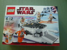 Lego 8083 Star Wars Rebel Trooper Battle Pack
