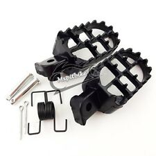 Footpegs Footrest Foot Pegs For Honda CRF70 CRF80 CRF100F XR50R CRF50 Pit Bike
