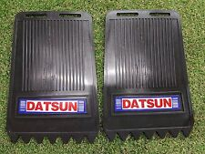 1 PAIR MUD FLAPS FITFOR DATSUN 520 521 620 720 NEW JAPAN
