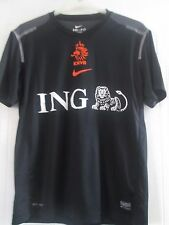 Holland Netherlands 2012-2013 Player Issue Training Football Shirt Medium /40851