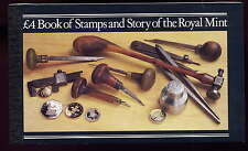 GB 1983 STORY of the ROYAL MINT PRESTIGE BOOKLET SG.DX4