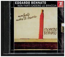 CD - 2112 - EDOARDO BENNATO - NON FARTI CADERE LE BRACCIA