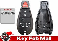 NEW 6BTN Keyless Entry Key Fob Remote CASE ONLY For 2010 Chrysler Town & Country