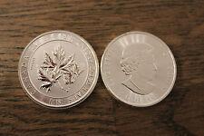 Maple Leaf Superleaf 2016 1,5 oz Silver Argent Zilver