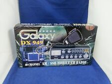 Galaxy DX-949 AM SSB CB Radio DX949 PRO TUNED AND ALIGNED